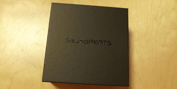 SoundPEATS Q15パッケージ