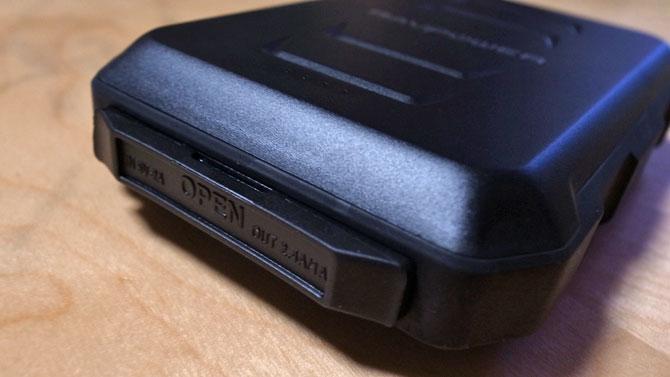 RAVPOWER モバイルバッテリー ポートカバー