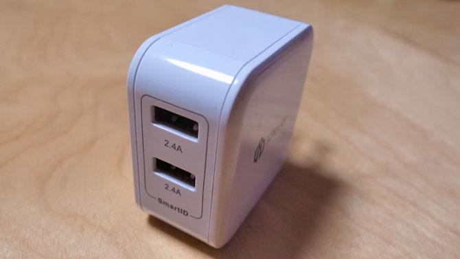 iclever 2USB急速充電器