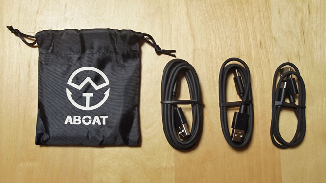 ABOAT USB Type-C3本セット