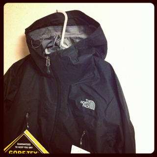 Northface クライムライトジャケット