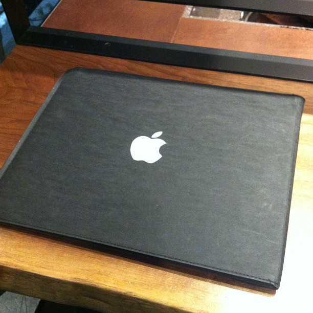 MacBookAir自作ケース