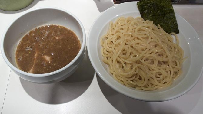 麺屋 錦の魚プラスつけ麺