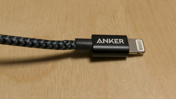 Anker Nylon lightning Cable