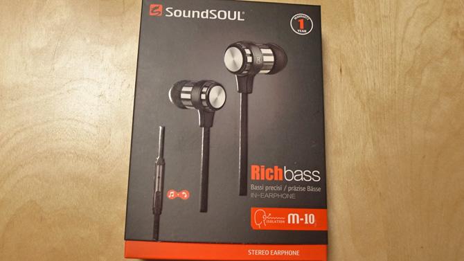 SoundSoul m-10