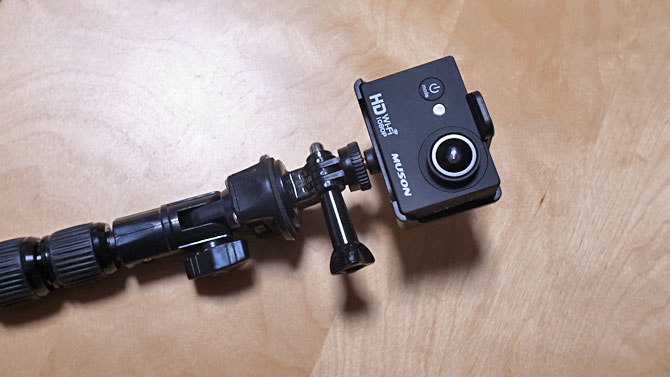 HAMSWAN GoPro用自撮り棒