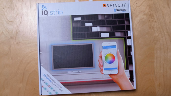 SATECHI IQ strip