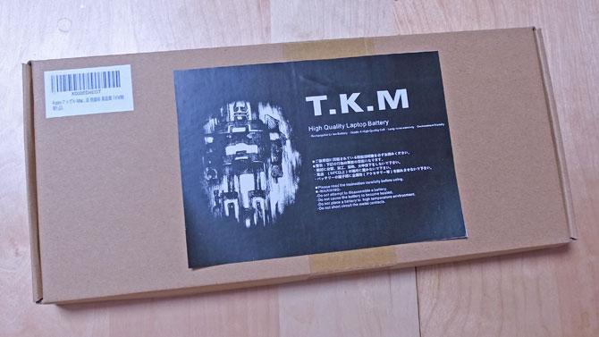 TKM A1405パッケージ
