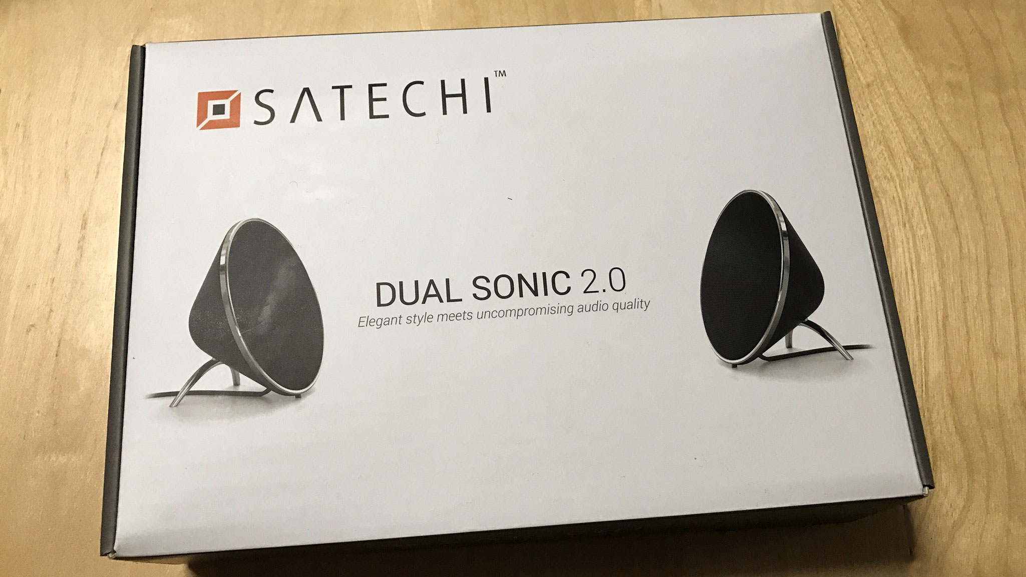 Satechi Dual Sonic2.0