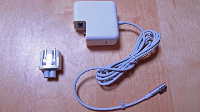 Makbook Air互換アダプター
