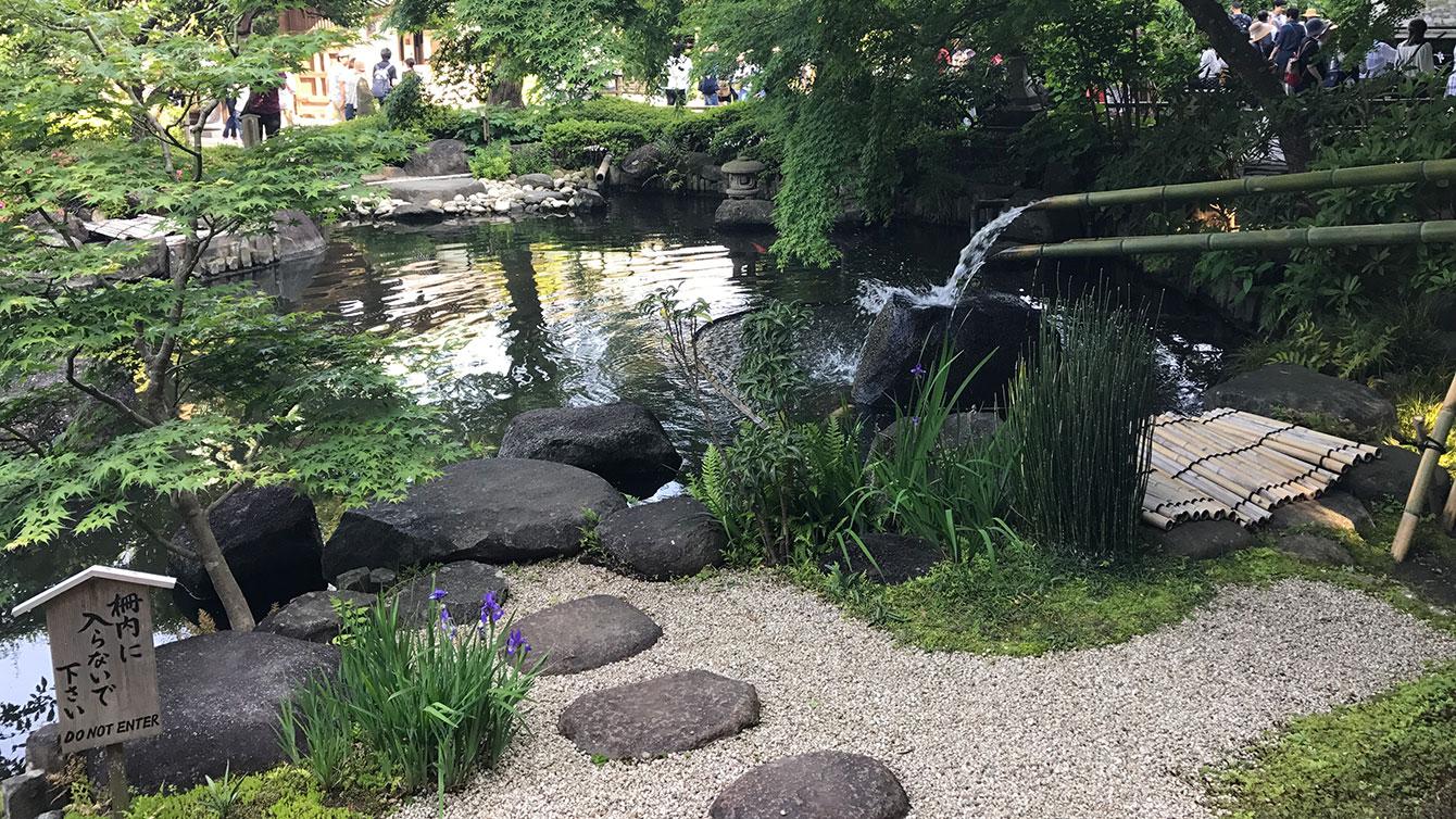長谷寺庭園