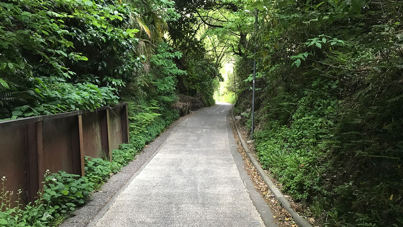 亀ヶ谷坂切通し