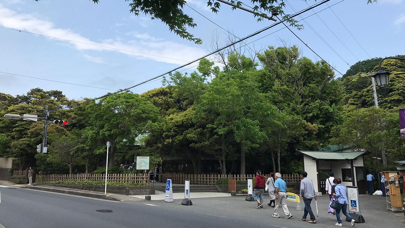 鎌倉大仏前
