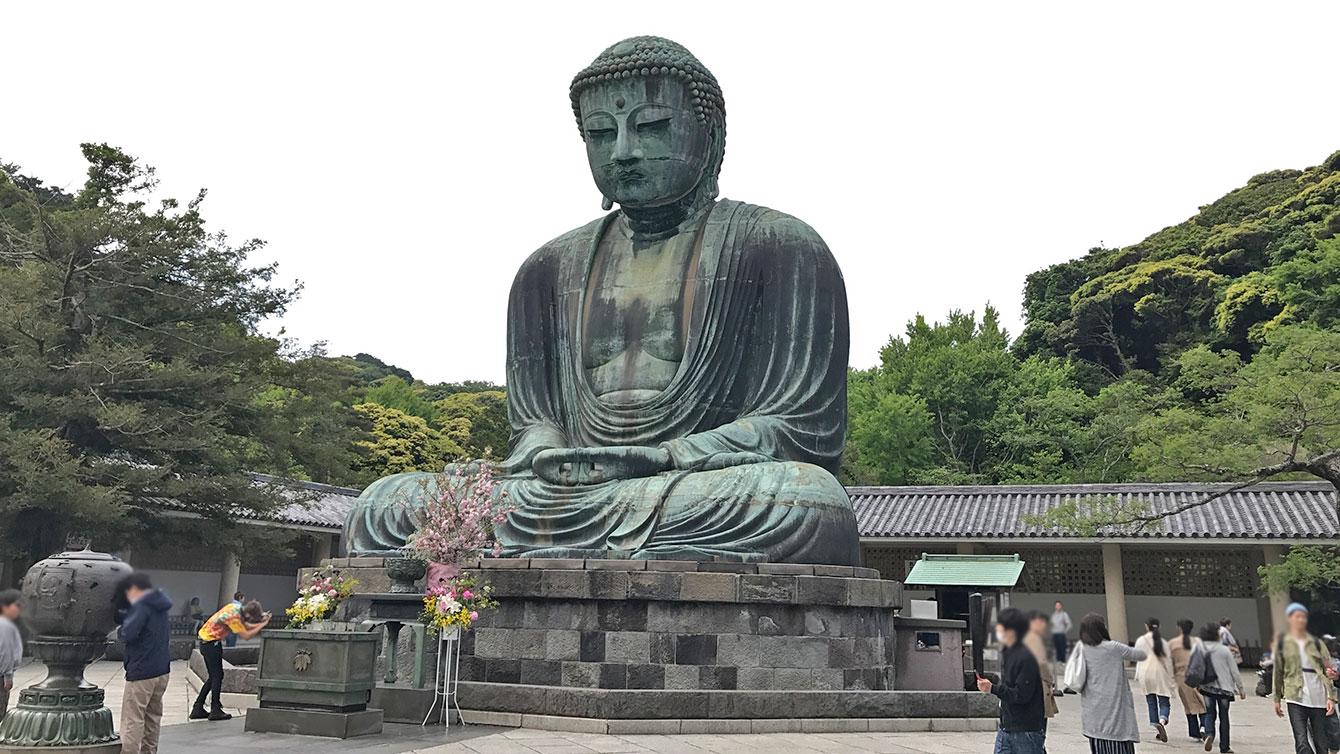 鎌倉大仏(阿弥陀如来像)