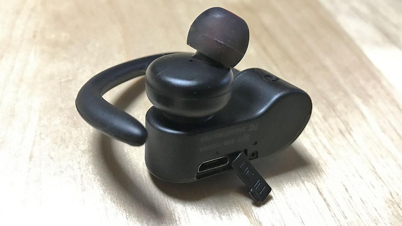 SoundPEATS Q16充電ポート