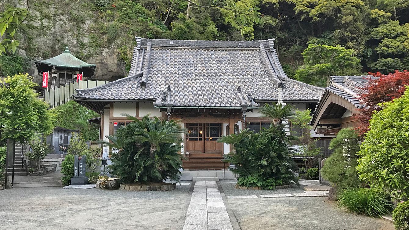 薬王寺本殿