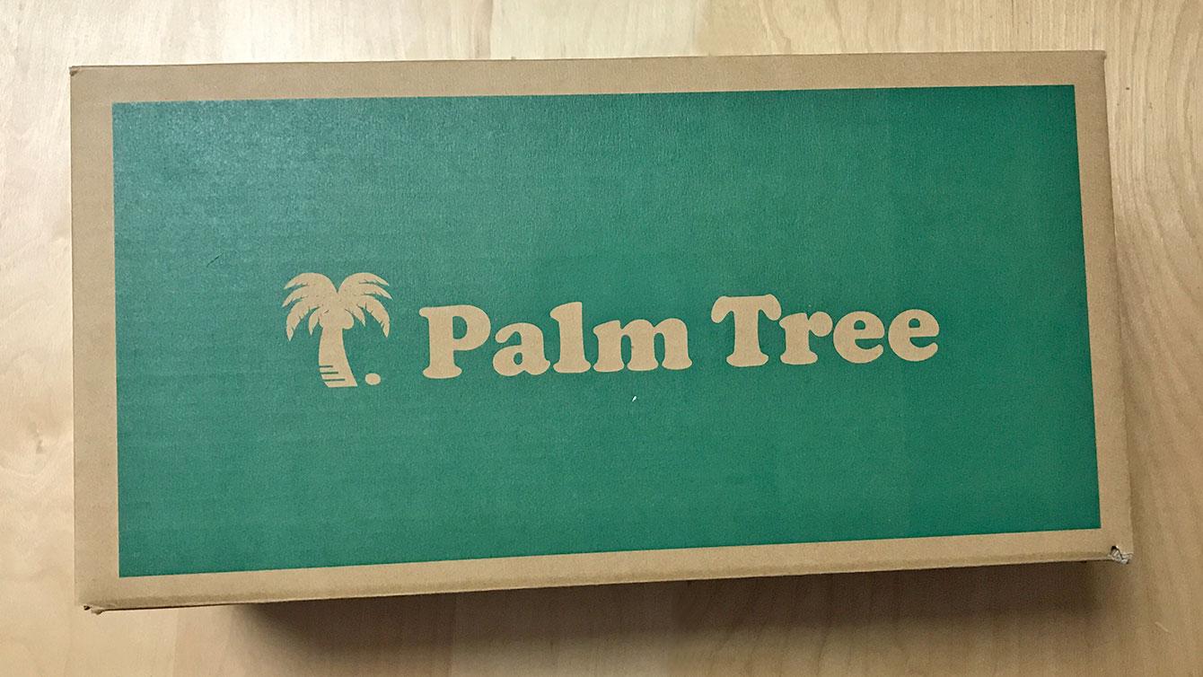 Palm Treeのサンダルパッケージ