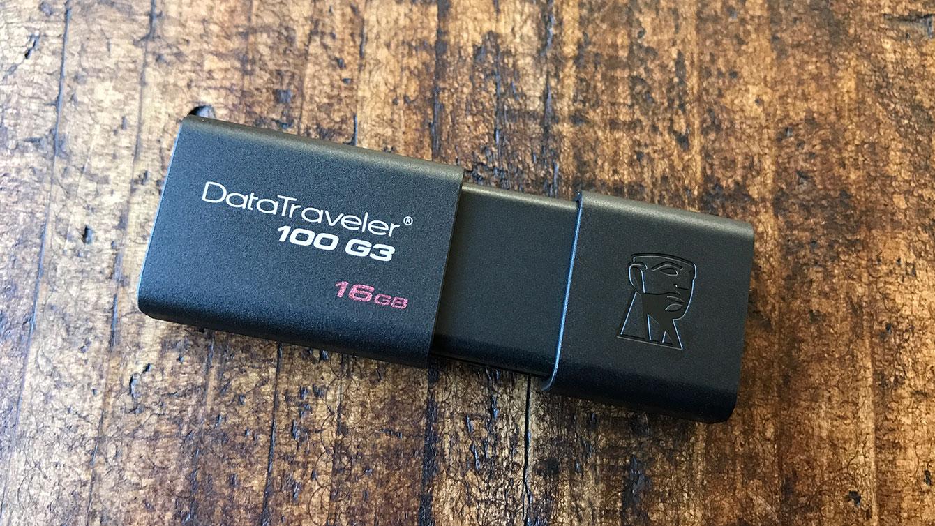 DataTraveler100